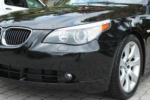 2007 BMW 5 Series for sale at Auto Quest USA INC in Fort Myers Beach FL