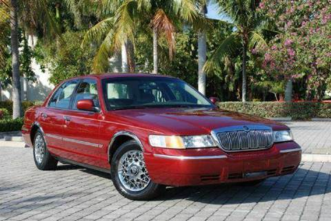 2002 Mercury Grand Marquis for sale at Auto Quest USA INC in Fort Myers Beach FL