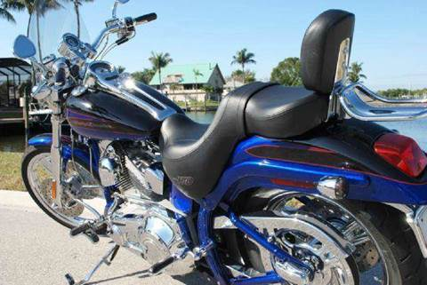 2004 Harley-Davidson Screaming Eagle Softail Deuce for sale at Auto Quest USA INC in Fort Myers Beach FL