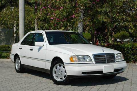1997 Mercedes-Benz C-Class for sale at Auto Quest USA INC in Fort Myers Beach FL