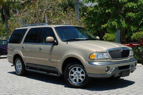 1998 Lincoln Navigator for sale at Auto Quest USA INC in Fort Myers Beach FL