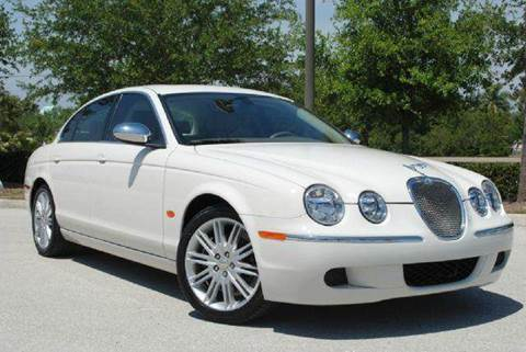 2008 Jaguar S-Type for sale at Auto Quest USA INC in Fort Myers Beach FL