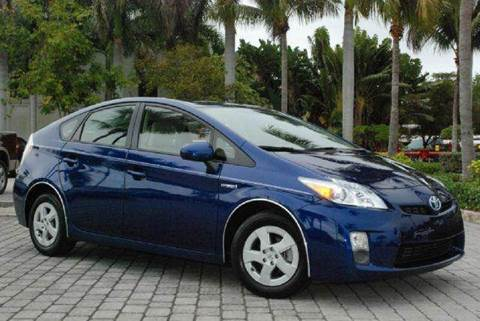 2011 Toyota Prius for sale at Auto Quest USA INC in Fort Myers Beach FL