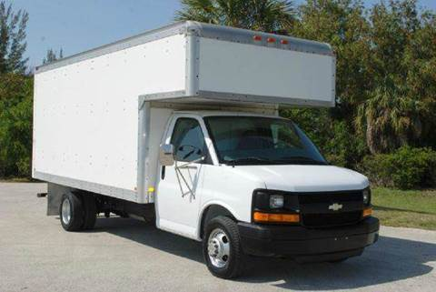 2006 Chevrolet Express Cutaway for sale at Auto Quest USA INC in Fort Myers Beach FL