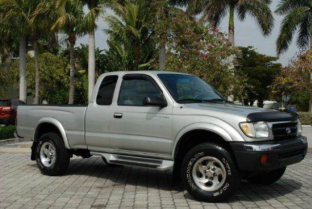 2000 Toyota Tacoma For Sale At Auto Quest USA INC In Fort Myers Beach FL
