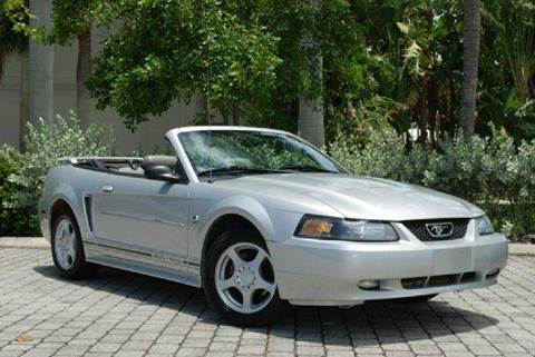 2004 Ford Mustang for sale at Auto Quest USA INC in Fort Myers Beach FL