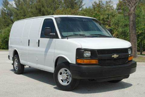 2010 Chevrolet Express for sale at Auto Quest USA INC in Fort Myers Beach FL