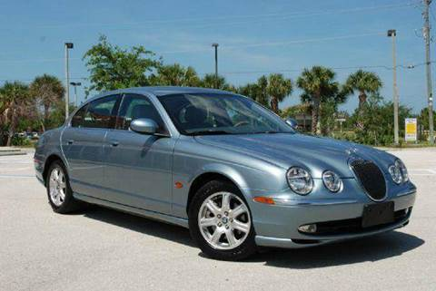 2003 Jaguar S-Type for sale at Auto Quest USA INC in Fort Myers Beach FL