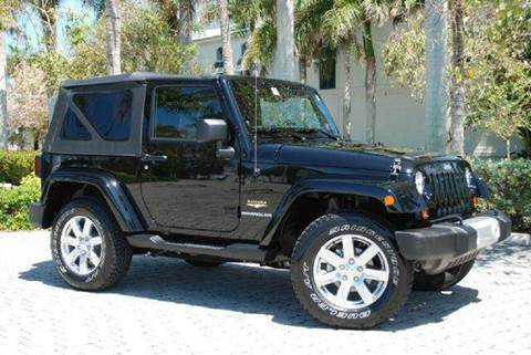 2013 Jeep Wrangler for sale at Auto Quest USA INC in Fort Myers Beach FL