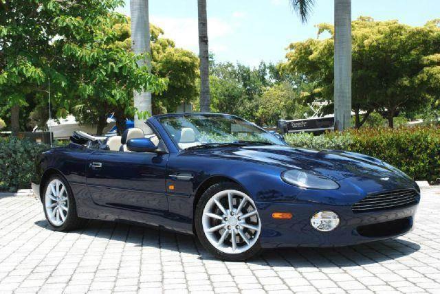 2000 Aston Martin DB7 In Fort Myers Beach FL - Auto Quest USA INC