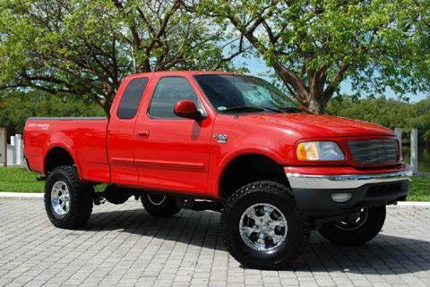 2001 Ford F-150 for sale at Auto Quest USA INC in Fort Myers Beach FL