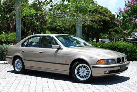 2000 BMW 5 Series for sale at Auto Quest USA INC in Fort Myers Beach FL