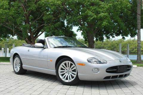 2005 Jaguar XK-Series for sale at Auto Quest USA INC in Fort Myers Beach FL