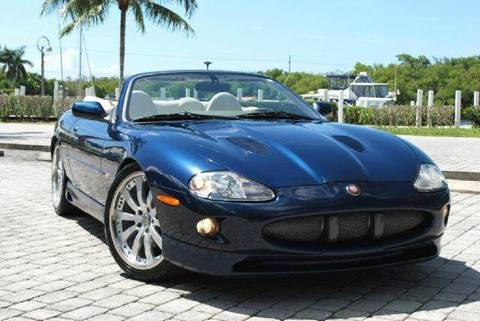 2000 Jaguar XKR for sale at Auto Quest USA INC in Fort Myers Beach FL