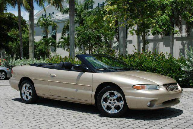 2000 chrysler sebring jxi in fort myers beach fl auto. Black Bedroom Furniture Sets. Home Design Ideas
