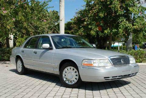 2003 Mercury Grand Marquis for sale at Auto Quest USA INC in Fort Myers Beach FL