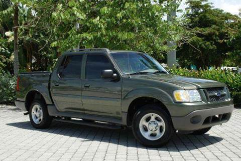 2003 Ford Explorer Sport Trac for sale at Auto Quest USA INC in Fort Myers Beach FL