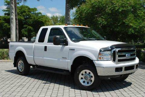 2007 Ford F-250 Super Duty for sale at Auto Quest USA INC in Fort Myers Beach FL