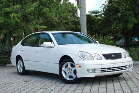 2000 Lexus GS 300 for sale at Auto Quest USA INC in Fort Myers Beach FL
