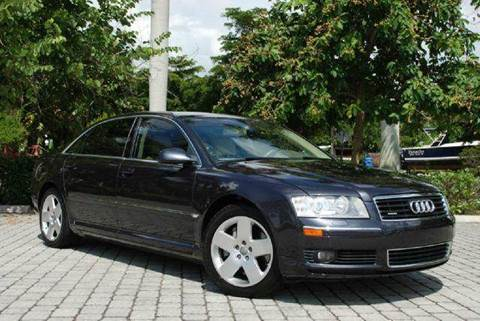 2004 Audi A8 for sale at Auto Quest USA INC in Fort Myers Beach FL