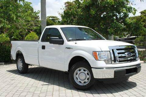 2012 Ford F-150 for sale at Auto Quest USA INC in Fort Myers Beach FL