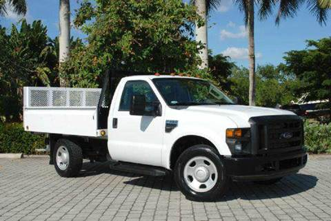2008 Ford F-350 for sale at Auto Quest USA INC in Fort Myers Beach FL