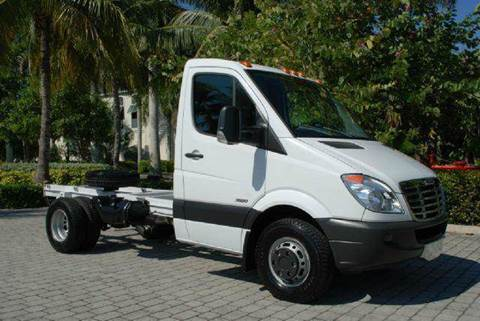 2011 Freightliner Sprinter 3500 for sale at Auto Quest USA INC in Fort Myers Beach FL