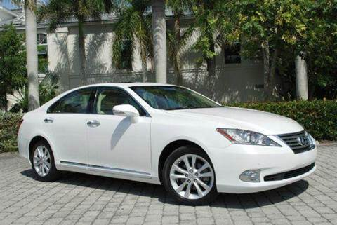 2010 Lexus ES 350 for sale at Auto Quest USA INC in Fort Myers Beach FL