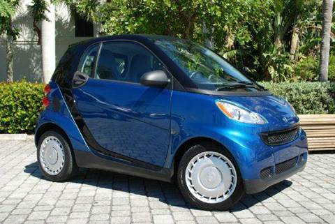 2009 Smart fortwo for sale at Auto Quest USA INC in Fort Myers Beach FL