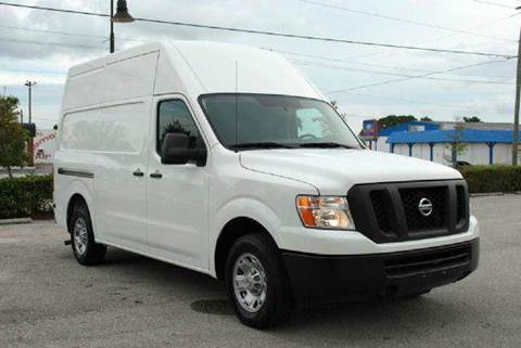 2013 Nissan NV Passenger for sale at Auto Quest USA INC in Fort Myers Beach FL