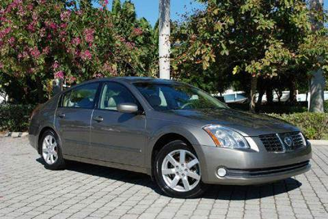 2004 Nissan Maxima for sale at Auto Quest USA INC in Fort Myers Beach FL