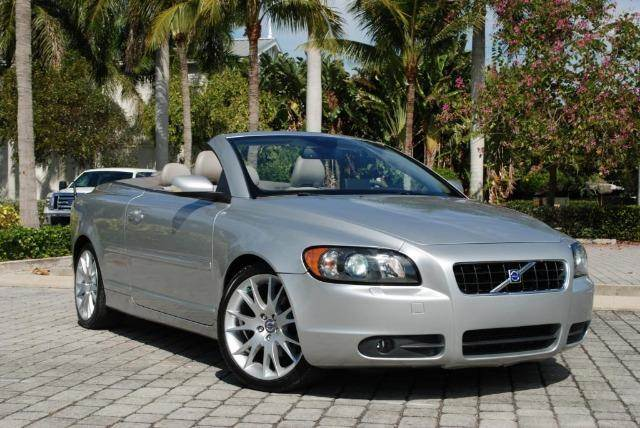 2007 Volvo C70 for sale at Auto Quest USA INC in Fort Myers Beach FL