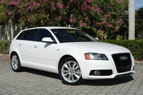 2011 Audi A3 for sale at Auto Quest USA INC in Fort Myers Beach FL