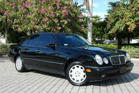 1999 Mercedes-Benz E-Class for sale at Auto Quest USA INC in Fort Myers Beach FL