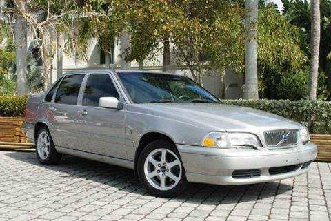 1999 Volvo S70 for sale at Auto Quest USA INC in Fort Myers Beach FL