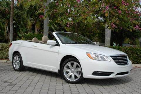 2011 Chrysler 200 for sale at Auto Quest USA INC in Fort Myers Beach FL