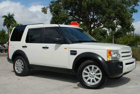 2008 Land Rover LR3 for sale at Auto Quest USA INC in Fort Myers Beach FL