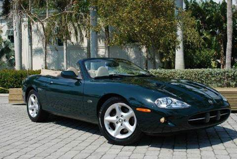 2000 Jaguar XK-Series for sale at Auto Quest USA INC in Fort Myers Beach FL