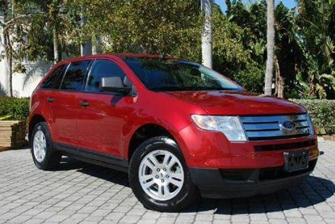 2009 Ford Edge for sale at Auto Quest USA INC in Fort Myers Beach FL