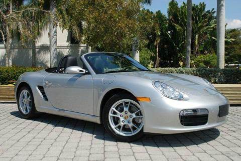 2006 Porsche Boxster for sale at Auto Quest USA INC in Fort Myers Beach FL