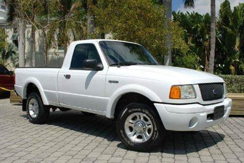 2003 Ford Ranger for sale at Auto Quest USA INC in Fort Myers Beach FL