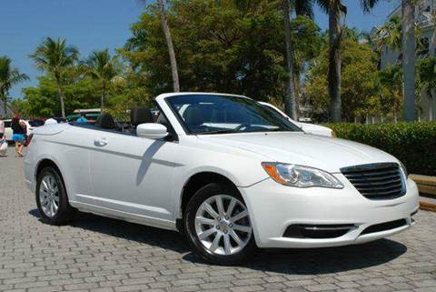 2012 Chrysler 200 for sale at Auto Quest USA INC in Fort Myers Beach FL