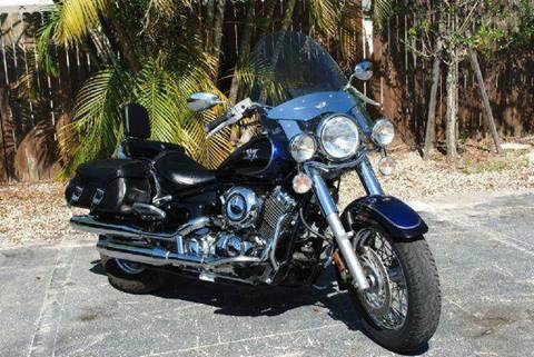 2007 Yamaha V-Star for sale at Auto Quest USA INC in Fort Myers Beach FL