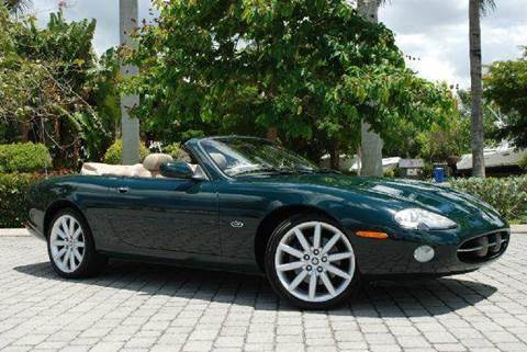 2001 Jaguar XK-Series for sale at Auto Quest USA INC in Fort Myers Beach FL