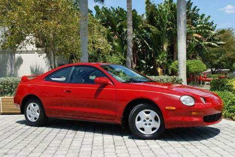 1995 Toyota Celica for sale at Auto Quest USA INC in Fort Myers Beach FL