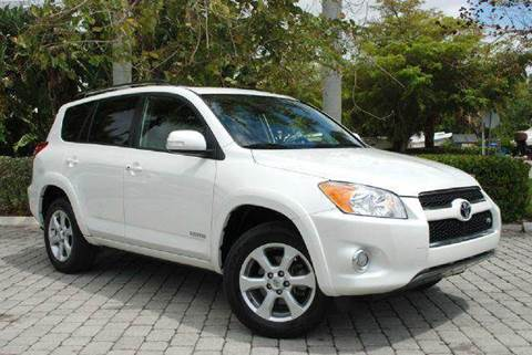 2011 Toyota RAV4 for sale at Auto Quest USA INC in Fort Myers Beach FL