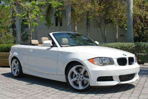 2010 BMW 1 Series for sale at Auto Quest USA INC in Fort Myers Beach FL