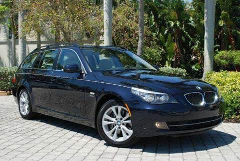 2010 BMW 5 Series for sale at Auto Quest USA INC in Fort Myers Beach FL