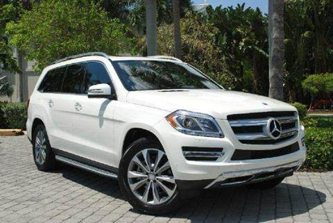 2014 Mercedes-Benz GL-Class for sale at Auto Quest USA INC in Fort Myers Beach FL