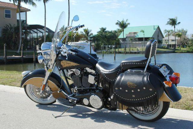 2001 Indian Chief Centennial Edition - Fort Myers Beach FL